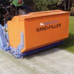 The Sand-Filler: New kit for organic matter management