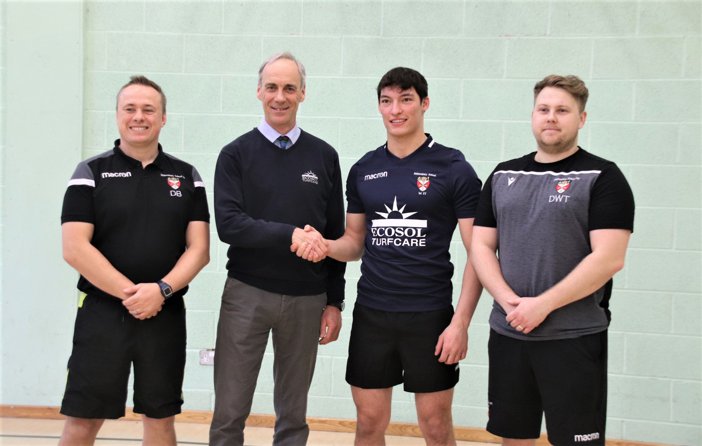 Ecosol Turfcare supports youth rugby